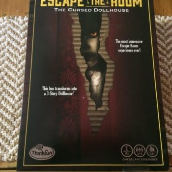 Escape The Room: The Cursed Dollhouse, And Its Spooky Secrets