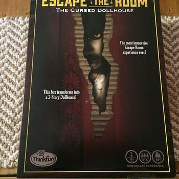 Escape The Room: The Cursed Dollhouse And Its Spooky Secrets