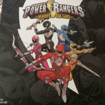 Power Rangers: Heroes Of The Grid Board Game Is Massively Cool