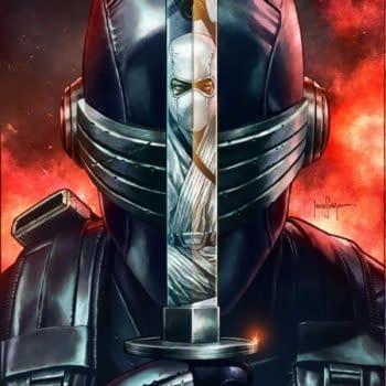Snake Eyes Deadgame #1 Review: Like A Torrent Of Shuriken