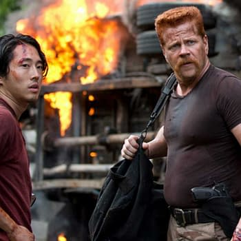 The Walking Dead: Michael Cudlitz Talks Glenn Abraham Deaths Caryl