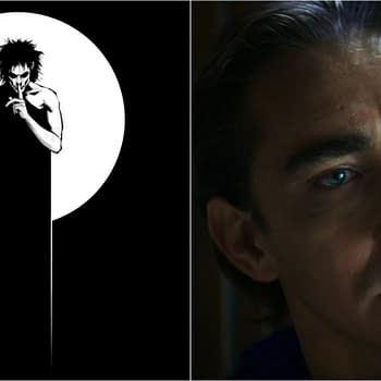The Sandman Foundation: David S. Goyer Offers Updates at SDCC Panel