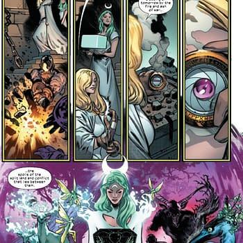 Green Hair and X-Men &#8211 A Random Art Run Around Krakoa