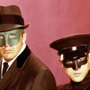 The Green Hornet (ABC) 1966-1967 (Image: ABC) Shown from left: Van Williams, Bruce Lee
