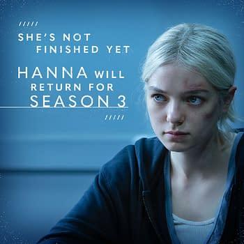 Hanna Reups for Season 3 Mission: Amazon Prime Announces Renewal
