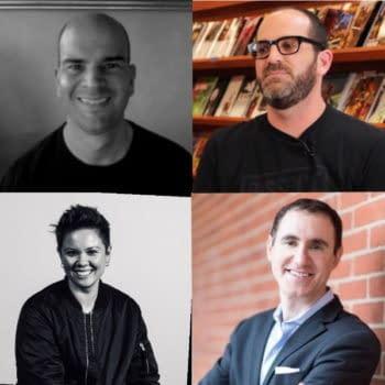 IDW Publishing Promotes Bennington, Meyers and Cahalin