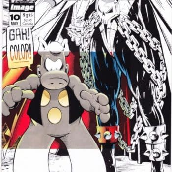 Dave Sim to Publish Spawn #10 With New Covers
