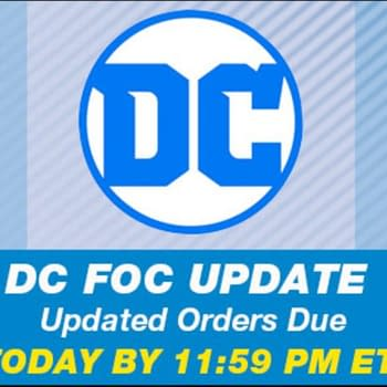 DC Comics Changes FOC Cut-Off to Sunday Night Sometimes Thursdays