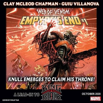 Marvel Joins Up Empyre and Knull With Web Of Venom: Empyres End