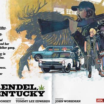 Grendel Kentucky A New Supernatural Thriller from AWA Studios