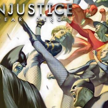 LEAK: Tom Taylors Injustice Gods Among Us: Year Zero