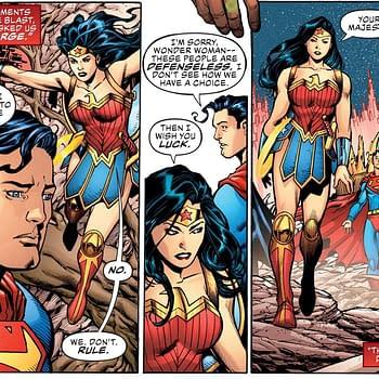 Putting Politics Back Into Superhero Comics Before Justice League #50