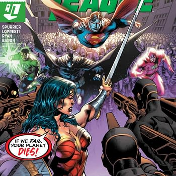 Justice League #49 Review: Wants To Say Something Important