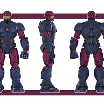 Hasbro Gives an Update on the Marvel Legends Sentinel HasLabs Figure