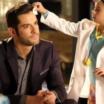 A look at Lucifer season 2 (Image: FOXTV)