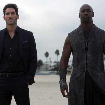 Lucifer Star D.B. Woodside Returning for Season 6 Will Direct
