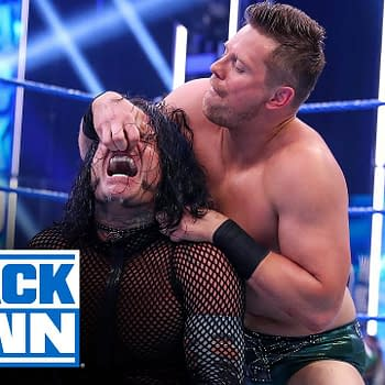 WWE SmackDown 7/10/20 Report Part 1: Jeff Hardy Attends a Meeting