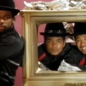 Run DMC Working With Larry Hama, Amy Chu and Rob Guillory on New Comic