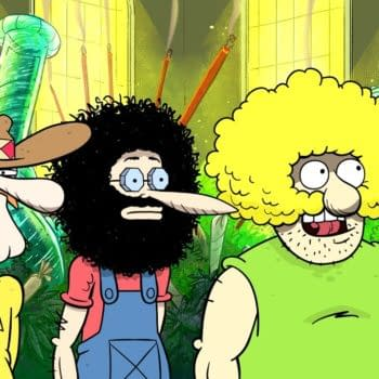 THE FREAK BROTHERS ALL-NEW MINI-EPISODE...RYAN AND THE REEFER FACTORY.