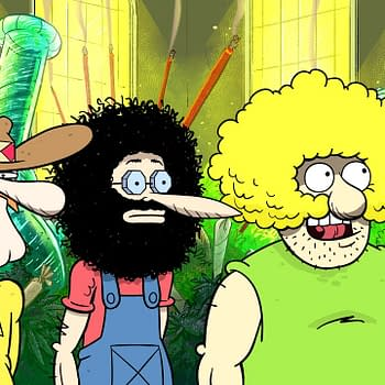 The Freak Brothers Tackle Ryan Seacrests Land of Green Imagination