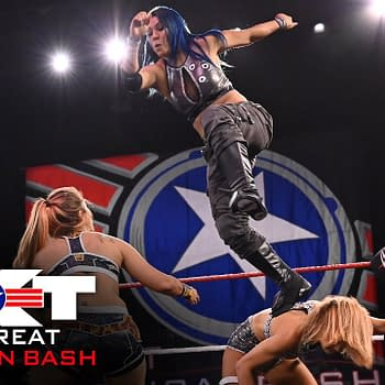 NXT 7/1/20 Great American Bash Part 1 &#8211 How Rhea Got Her Groove Back