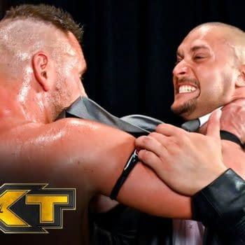 Karrion Kross targets Dominik Dijakovic: WWE NXT, July 15, 2020