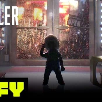 CHUCKY   Official Trailer 1   Coming 2021   SYFY And USA Network