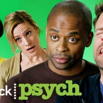 Psych 2 Cast Alternative Auditions | Psych
