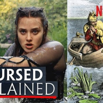 TheRealStoryof theCharactersinCursed, Explained | Netflix