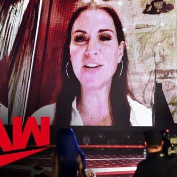 WWE Raw 7/20/20 Part 2 - Stephanie McMahon Ruins Everything