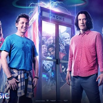Bill &#038 Ted Face the Music Panel: One Big Happy Family Reunion [SDCC]