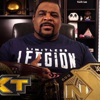 NXT 7/22/20 Part 1 &#8211 A Very Special Announcement About Keith Lee