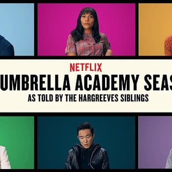The Umbrella Academy Season 1 Recap As Told By The Hargreeves Fam