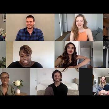 Star Trek Shadows Riverdale &#038 More Cast Members Talk Diversity: SDCC