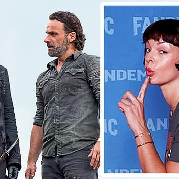 The Walking Dead: Pollyanna McIntosh On Films Andrew Lincoln &#038 More