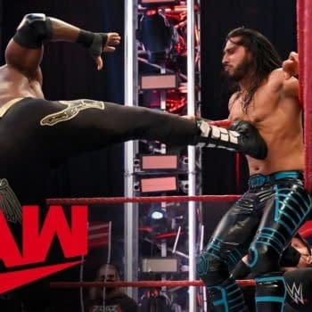Mustafa Ali vs. Bobby Lashley: Raw, July 27, 2020
