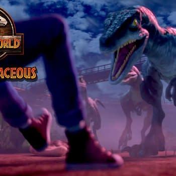 Jurassic World: Camp Cretaceous: Feeding Time Begins This September
