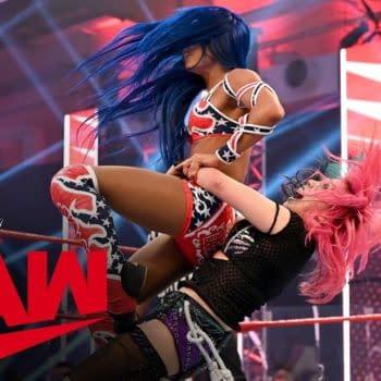 Kairi Sane Says Goodbye to WWE Universe as Nia Jax Returns to Raw