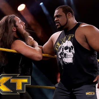 NXT 7/29/20 Part 2 &#8211 Keith Lee Calls Out Karrion Kross