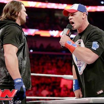Did John Cena Try to Bury AJ Styles Before His WWE Debut