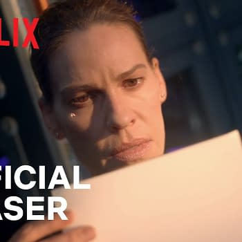 Away: Netflix Releases Official Teaser for Hilary Swank Sci-Fi Drama