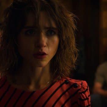 Natalia Dyer in Stranger Things 3 (Image: Netflix)