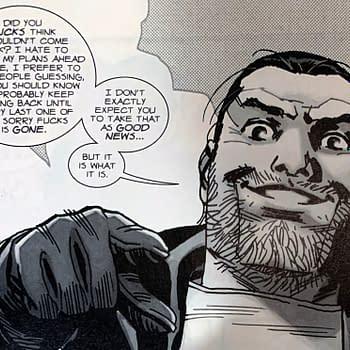 The Walking Dead: Negan Lives Tops the Bleeding Cool Bestseller List