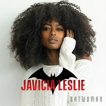 Did Jim Lee Just Give Us Our First Look at Javicia Leslies Batwoman