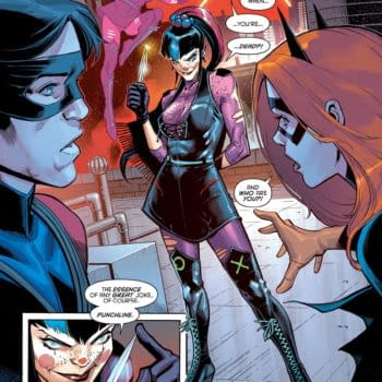 A New Look for Dick Grayson in Nightwing #72