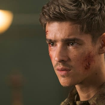 Brenton Thwaites Talks Ghosts of War and the Horror Genre