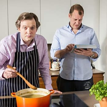 In And Out Of The Kitchen &#8211 11 Hours Of Delightful BBC Whimsy Free