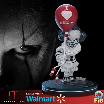 Pennywise Q-Fig Walmart Exclusive Preorders Now Live