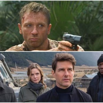 Mission: Impossible Got Better When It Stopped Trying To Be James Bond