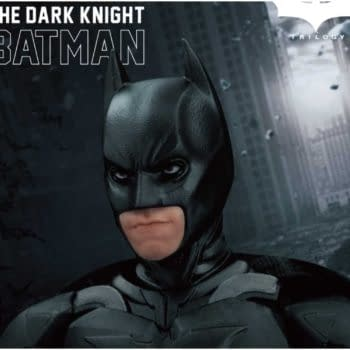Batman Joins Dynamic 8ction Heroes with New Beast Kingdom Figure